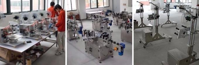 Automatikus ampulla matrica címkéző gép / címkéző gép penicillin palackhoz