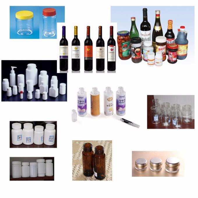 gazdaságos vízragasztó kerek palack címke applikátor