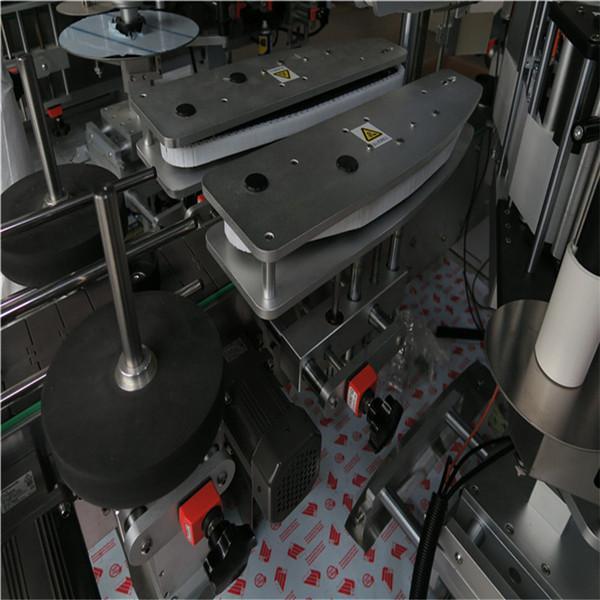 Címkézőgép típusa Sigle oldalsó / dupla / homlokzati oldalsó címkegépek
