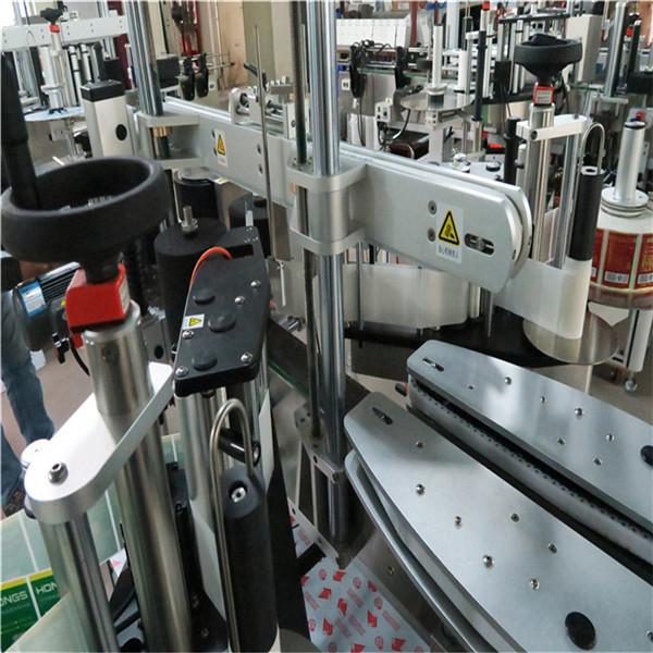 Nincs ránc stabil, automatikus címkéző gép 30 mm vastag alumíniumötvözet lemez