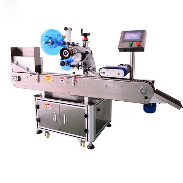 Automatikus palackjelző gép magas színvonalú E folyadékpalackhoz