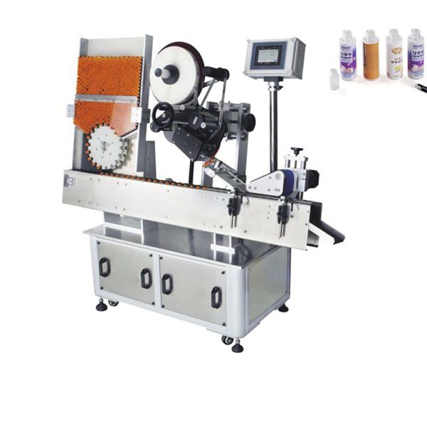 Automatikus műtrágyatáska injekciós üveg matrica címkéző gép 220V 2kw