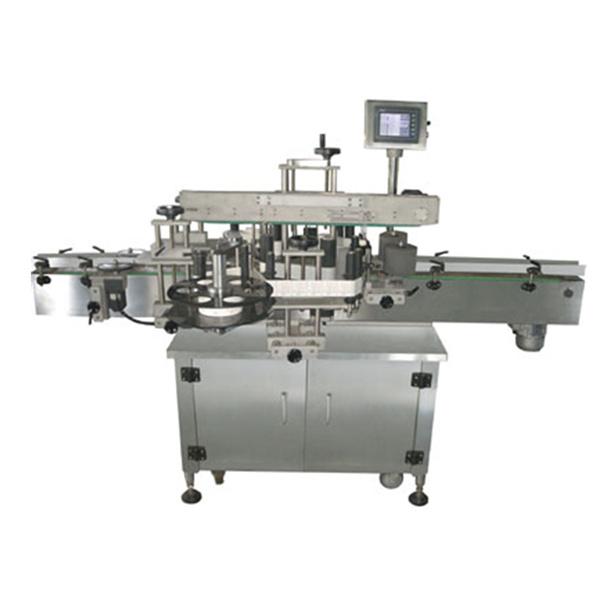 Kétoldalas automatikus matrica címkéző gép