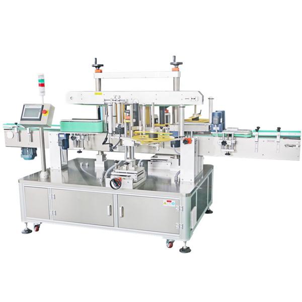 Kétoldalas matrica címkéző gép, automatikus címkéző gép