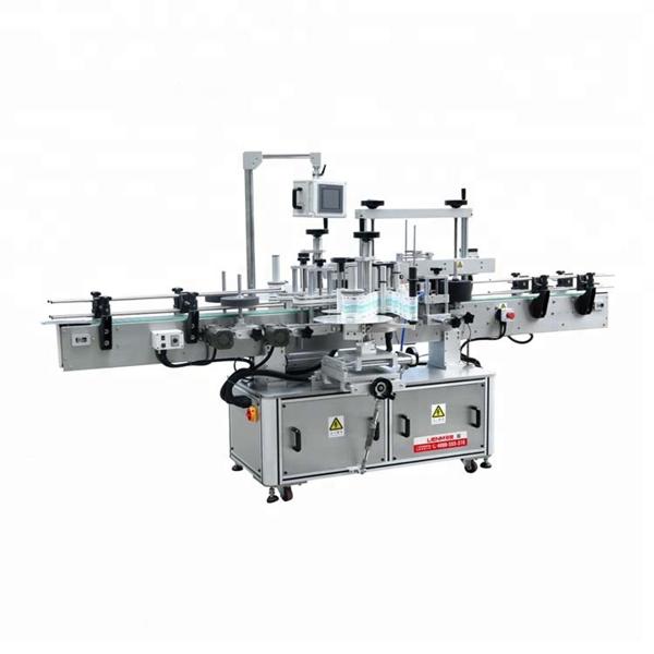 Kétoldalas matrica címkéző gép