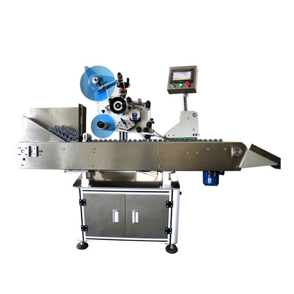 Nagy sebességű ipari palacküveg matrica címkéző gép