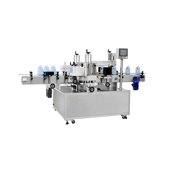 Többfunkciós négyzet alakú palack címkéző gép