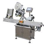 PLC érintőképernyős vezérlésű címkéző gép 500db / perc sebességgel
