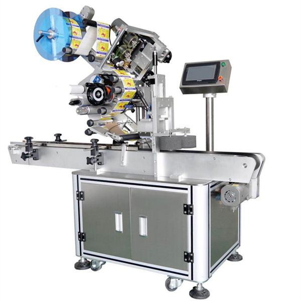 Személyhívó öntapadó címkéző gép
