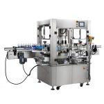Kerek palack forgó matrica címkéző gép vastagsága
