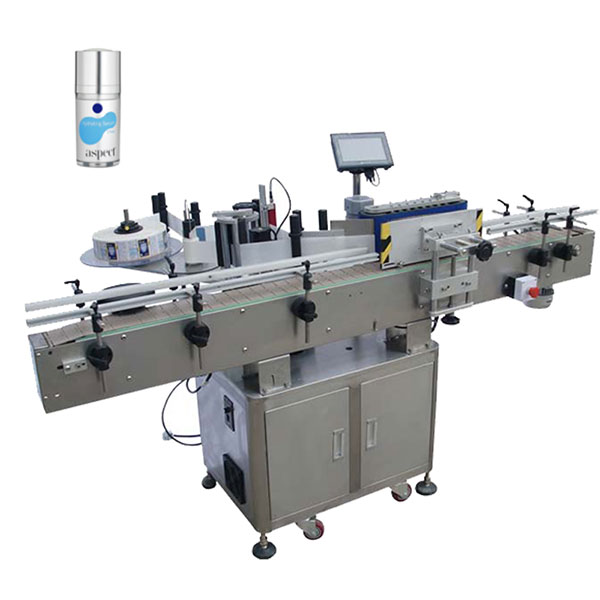 Öntapadó címkéző gép kerek
