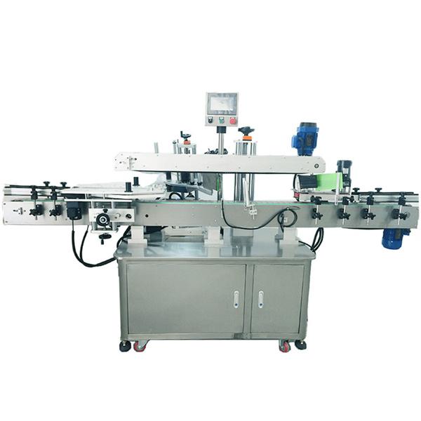 Öntapadó matrica címkéző gép Csészék címkéző gép