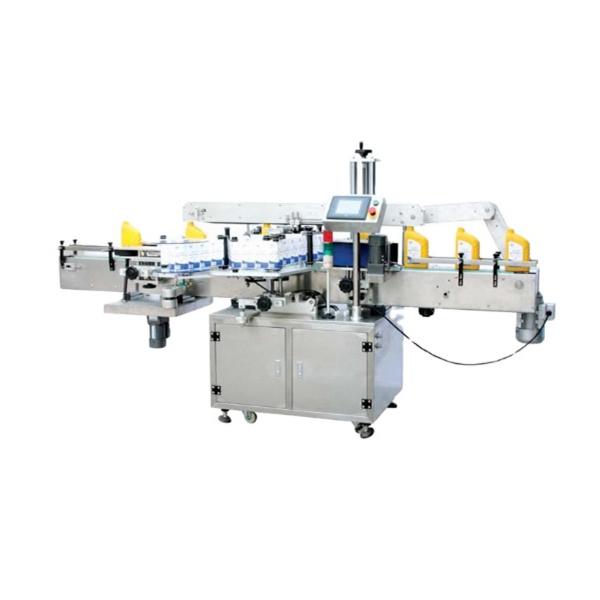 Siemens Plc automatikus sör kerek palack címkéző gép