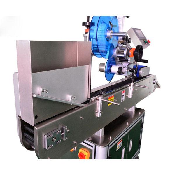 Rozsdamentes acél injekciós üveg matrica címkéző gép ampullákhoz
