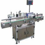 Matrica címkéző gép a palack nyakához