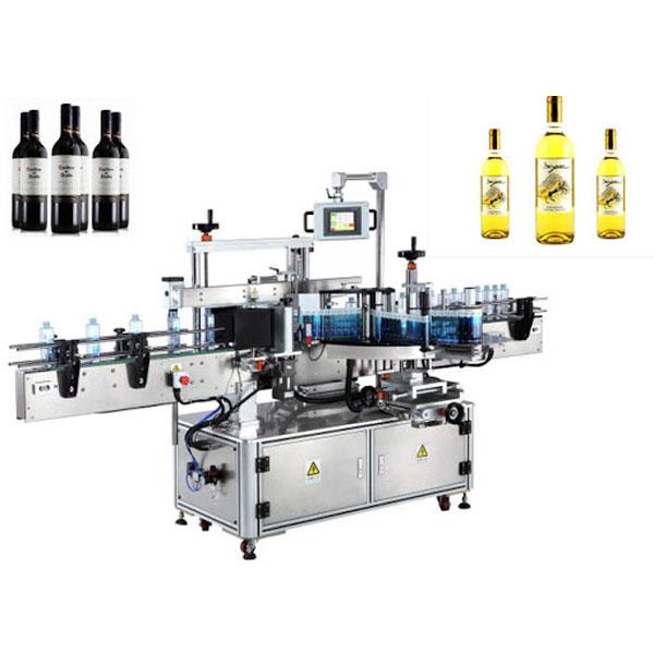 Borosüveg címke applikátor gép, sörösüveg címkéző