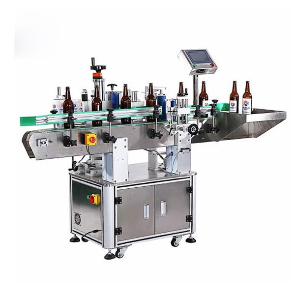 Borosüveg címkéző gép