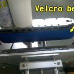 Ragasztó körömlakk címkéző gép