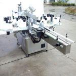 Automata kétoldalas matricacímkéző gép elöl és hátul