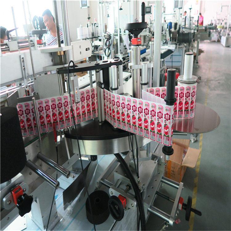 Kína WT-650G matrica címke applikátor az elülső hátsó és borítékolható címke palack szállítóhoz