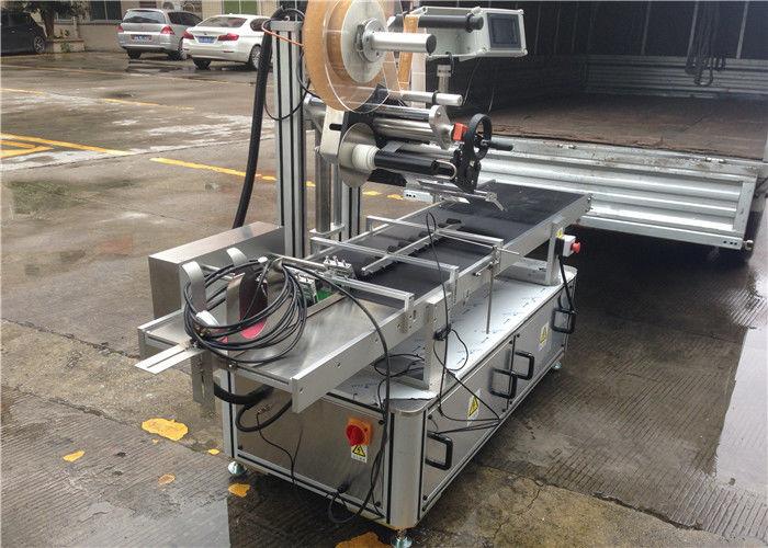 Nagy sebességű hengerek felső matrica címke gépi lépés motorvezérlés