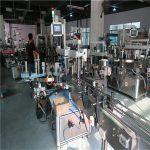 Műanyag palack címkéző gép, ivóvíz ásványvíz palack címkéző gép