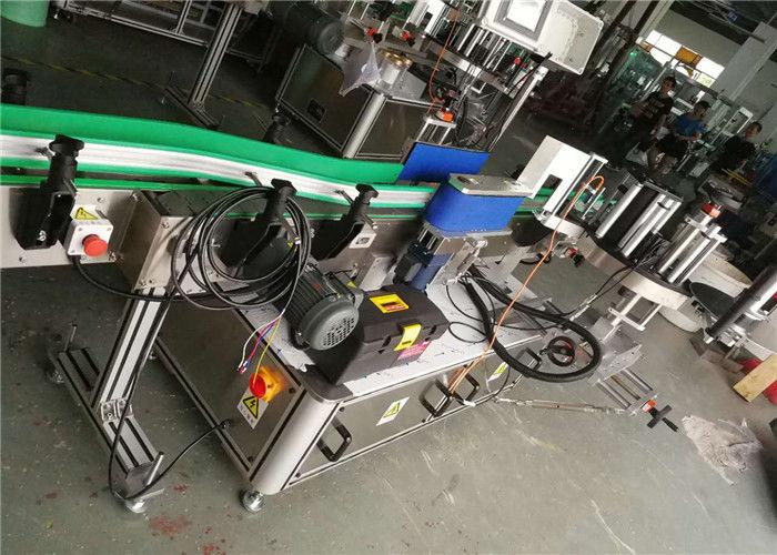 Sörösüveg feliratozó, automatikus címkéző gép, 330 mm-es tekercs átmérőjű
