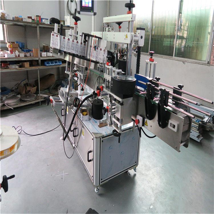 Kína nem ráncos stabil automatizált címkézőgép 30 mm vastag alumíniumötvözet lemez szállító