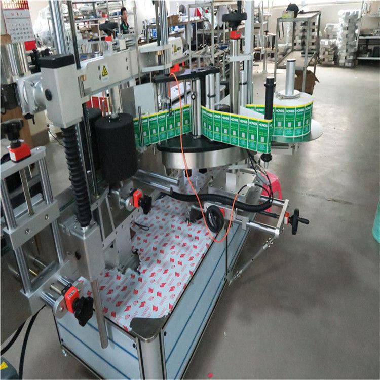 Nagy sebességű címkéző gép gyógyszerészeti / kozmetikai célokra