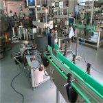 Kétoldalas öntapadó matrica palack címkéző gép 190mm magasság max