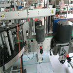 Automatikus üvegpalack címkéző gép Ausztrália / Chile borospohárhoz