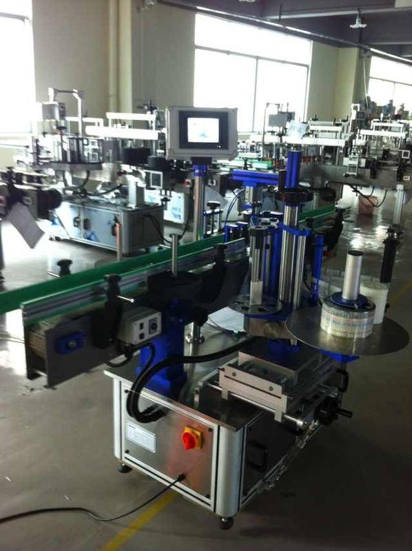 Teljesen automatikus matricacímke-applikátor, palackcímkéző gép