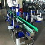 1500 W teljesítményű kerek palack címkéző gép italokhoz / élelmiszerekhez / vegyi anyagokhoz