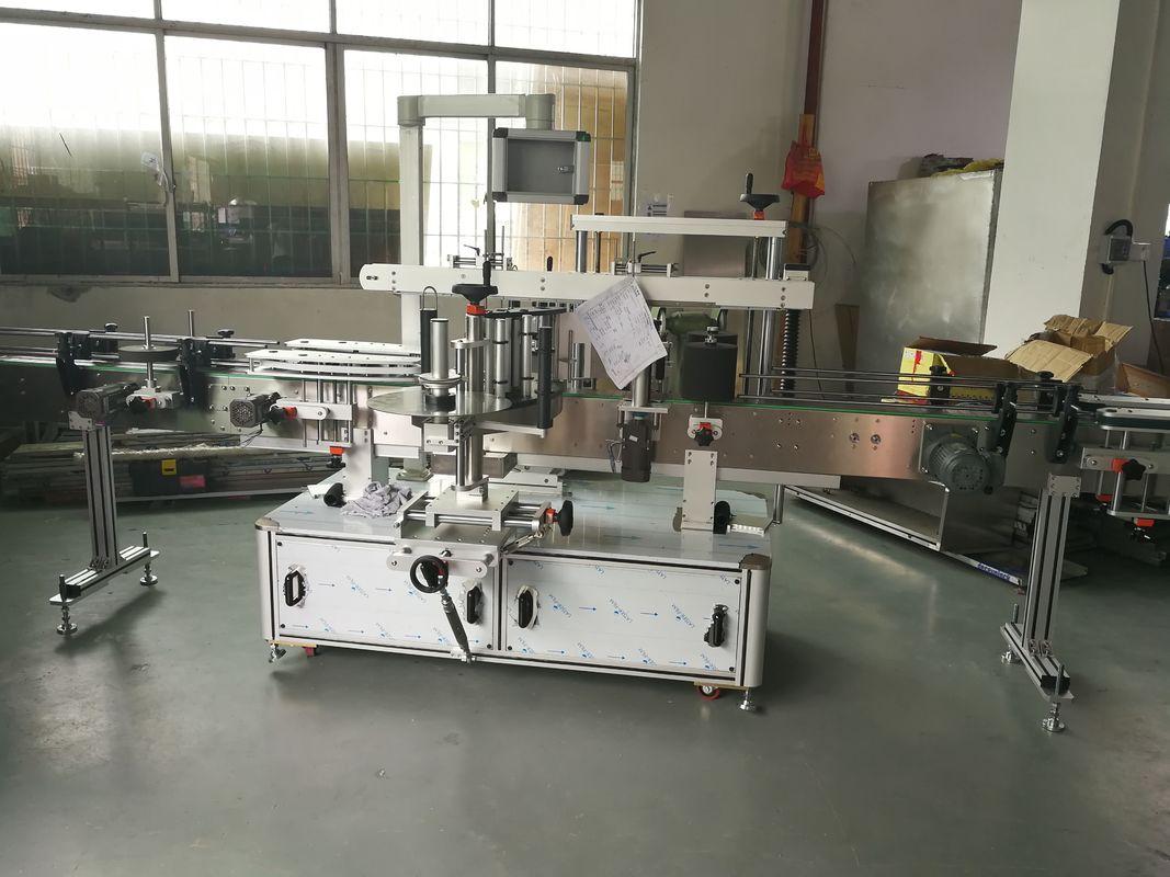 Gyümölcslé / borosüveg automatikus matrica címkéző gép, automatikus címkéző gép