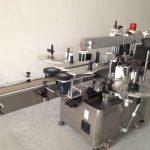 Automatikus sörösüveg kétoldalas matrica címkéző gép