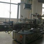 Öntapadó matrica címkéző gép palackrúd 3 címkéhez