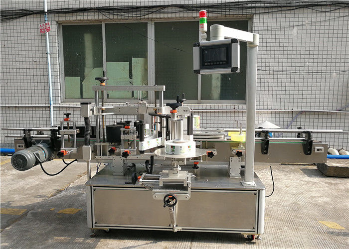 Kína CE automatikus matrica címkéző gép / nyomásérzékeny címkéző gép palackok szállítójához