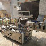 Lapos üveg címkéző gép 3048 mm x 1700 mm x 1600 mm