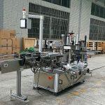 Matrica elülső és hátsó címkéző gépek kerek üvegpalackokhoz