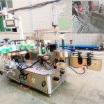 Automata öntapadó címkéző gép samponhoz és mosószerekhez