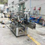 Ragasztó matrica applikátor gép ásványvíz kerek négyzet alakú kúphoz
