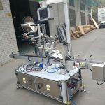 Matrica felső címkéző gép fúvókás tasak elektromos hajtású típushoz