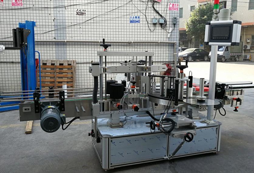 Teljesen automatikus öntapadó címkefelhordó gép palackokhoz