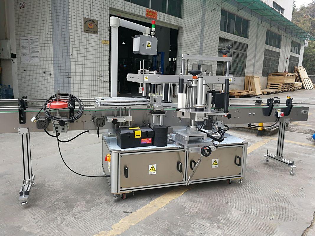 Teljesen automatikus karton sarokzáró matrica címkéző gép 220V 50Hz 1200W